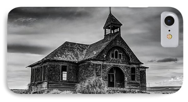 Govan Schoolhouse IPhone Case by Mark Kiver