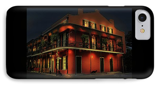 Governor Nicholls New Orleans IPhone Case
