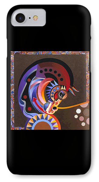 IPhone Case featuring the painting Grace by Bob Coonts