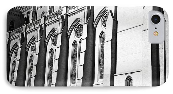 Grace Cathedral Phone Case by Larry Butterworth