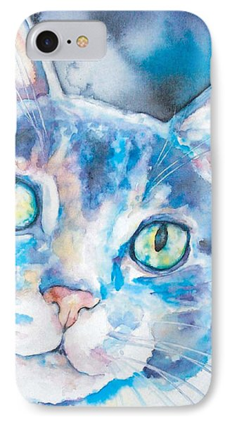 IPhone Case featuring the painting Grace by Christy Freeman
