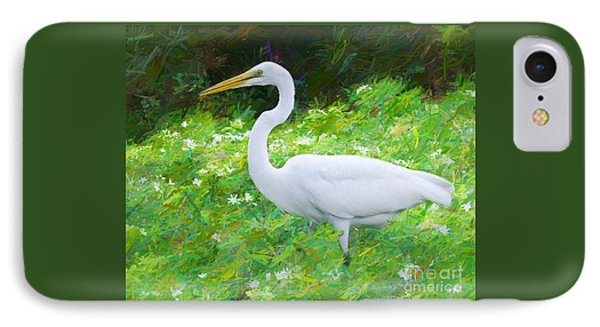 Grace In Nature IPhone Case by Judy Kay