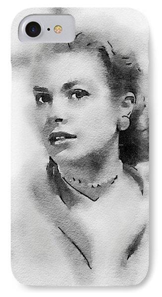Grace Kelly By John Springfield IPhone 7 Case