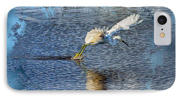 IPhone Case featuring the photograph Graceful Hunter 2 by John M Bailey