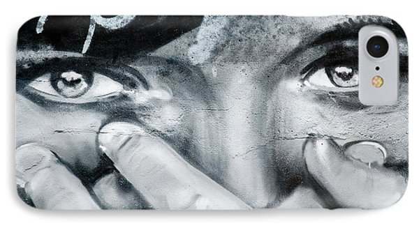 Graffiti Eyes IPhone Case