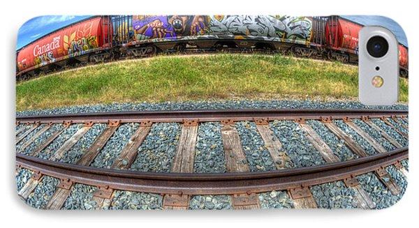 Graffiti Genius 2 Phone Case by Bob Christopher