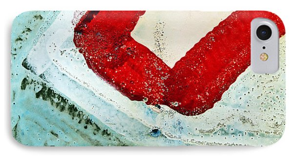 Graffiti Texture IIi Phone Case by Ray Laskowitz - Printscapes