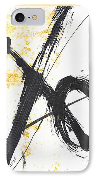 Graffiti Xo Gold Collage IPhone Case by WALL ART and HOME DECOR