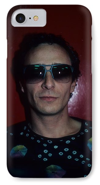 Graham Parker Phone Case by Rich Fuscia