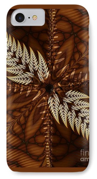 Grain Harvest IPhone Case by Michelle H