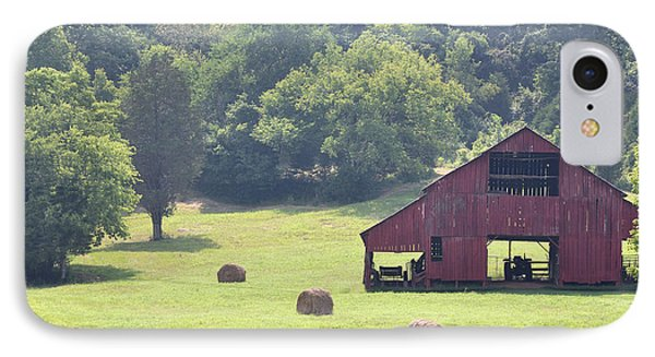 Grampa's Summer Barn Phone Case by Jan Amiss Photography
