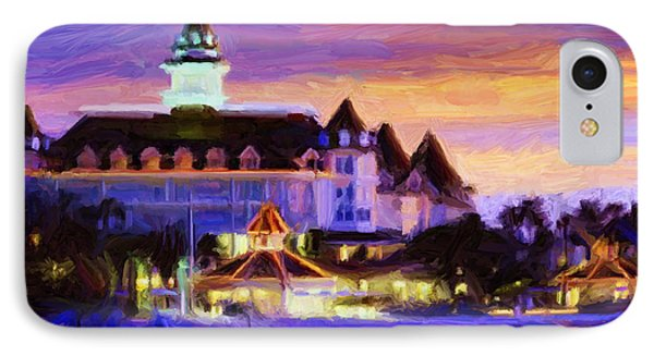 Grand Floridian IPhone Case