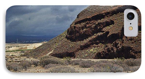IPhone Case featuring the photograph Granadilla De Abona Tenerife by Marek Stepan