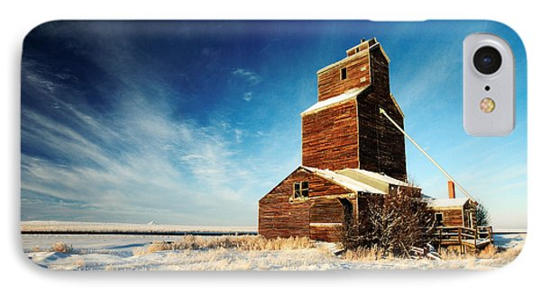 Granary Chill IPhone Case by Todd Klassy