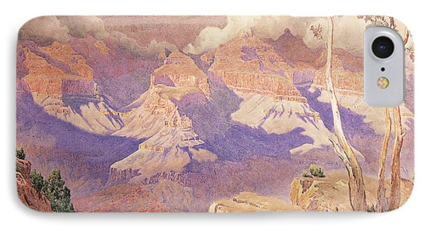 Grand Canyon, 1927  IPhone Case by Gunnar Widforss