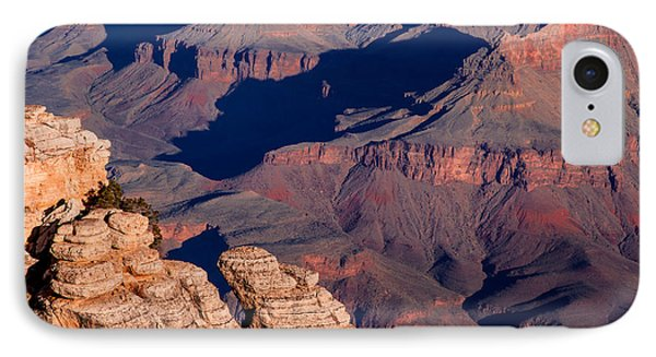 IPhone Case featuring the photograph Grand Canyon 21 by Donna Corless