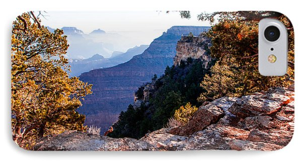 IPhone Case featuring the photograph Grand Canyon 26 by Donna Corless