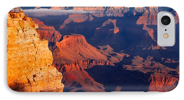 IPhone Case featuring the photograph Grand Canyon 35 by Donna Corless