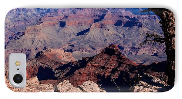 IPhone Case featuring the photograph Grand Canyon 7 by Donna Corless