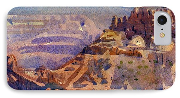 Grand Canyon 77 IPhone Case by Donald Maier