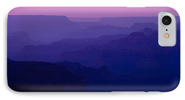 Grand Canyon At Sunset, South Rim IPhone Case by Panoramic Images
