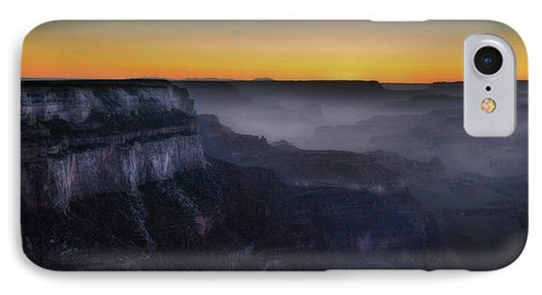 Grand Canyon At Twilight IPhone Case by RicardMN Photography