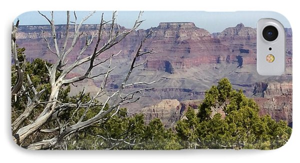 Grand Canyon National Park South Rim IPhone Case by Patricia E Sundik