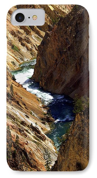 Grand Canyon Of The Yellowstone 1 Phone Case by Marty Koch