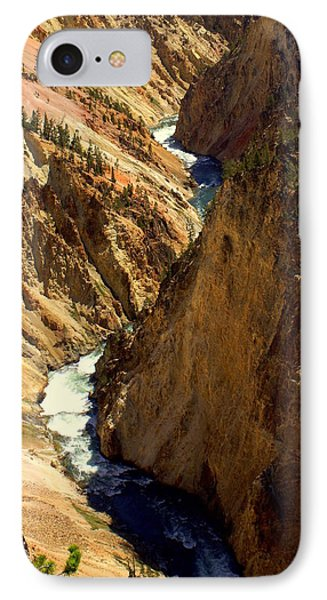 Grand Canyon Of The Yellowstone 2 Phone Case by Marty Koch