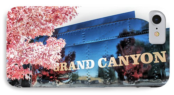 Grand Canyon Railroad IPhone Case