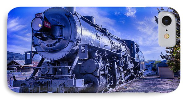Grand Canyon Railway IPhone Case by Garry Gay