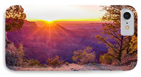 Grand Canyon Sunrise IPhone Case by Scott McGuire