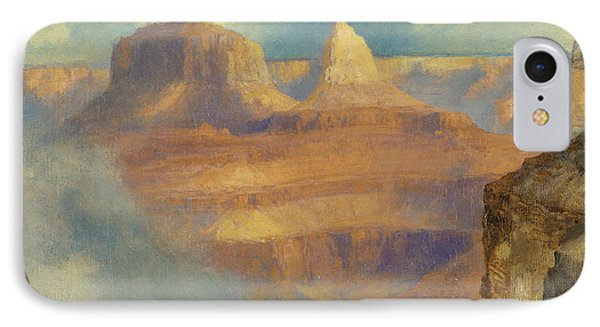 Grand Canyon IPhone Case by Thomas Moran