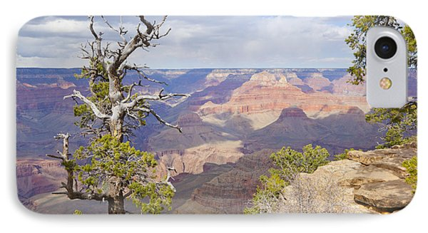 IPhone Case featuring the photograph Grand Canyon View by Chris Dutton