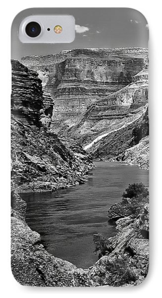 Grand Canyon Vista IPhone Case by Alan Toepfer