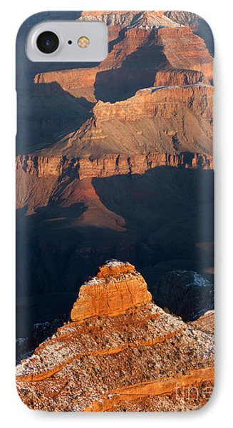 Grand Canyon Yaki Point IPhone Case by Clarence Holmes