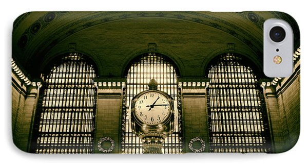 Grand Central  IPhone Case by Jessica Jenney
