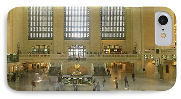 Grand Central Station New York Ny IPhone Case by Panoramic Images