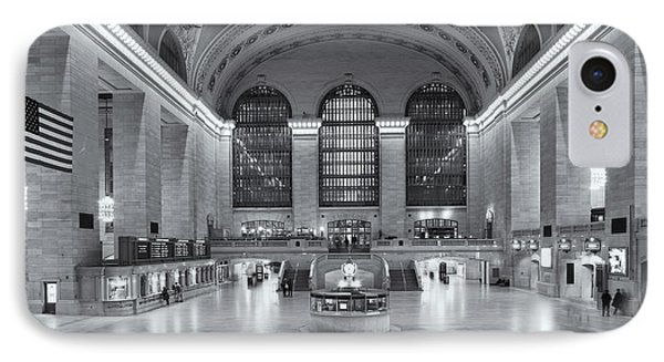 Grand Central Terminal II Phone Case by Clarence Holmes