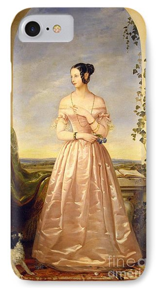 Grand Duchess Of Russia IPhone Case