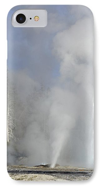 Grand Geyser Vertical IPhone Case