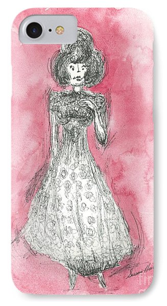 Grand Lady IPhone Case by Susan Harris