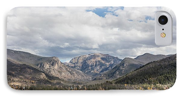 IPhone Case featuring the photograph Grand Lake -- Largest Body Of Water In Colorado by Carol M Highsmith