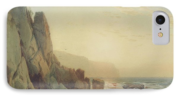 Grand Manan IPhone Case by William Hart