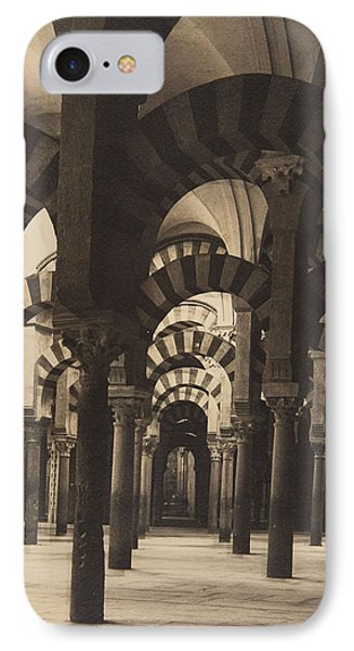 Grand Mosque Cordoba Phone Case by Claudi Carbonell