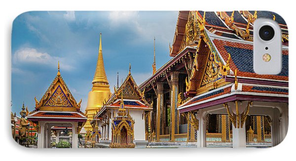 Grand Palace Square IPhone Case by Inge Johnsson