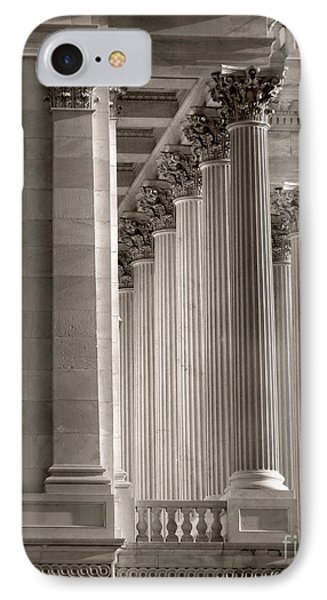 Grand Pillars At Dawn IPhone Case by Jennifer Apffel