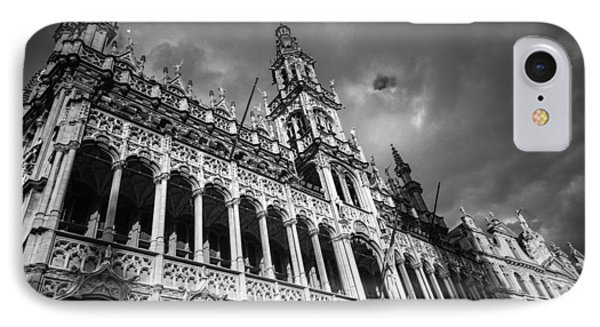 Grand Place Mono 2 IPhone Case