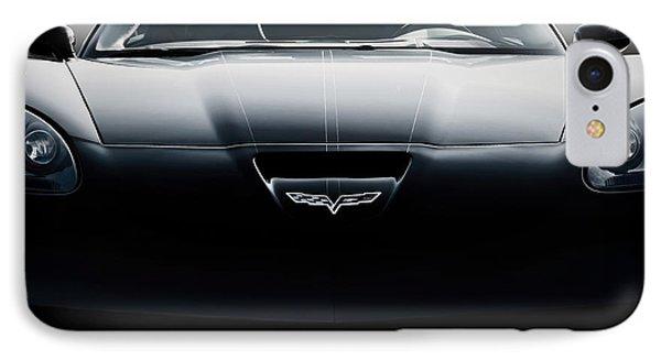 Grand Sport Corvette IPhone Case by Douglas Pittman