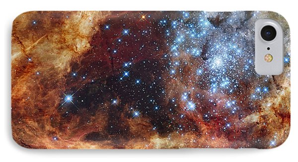 Grand Star Forming - A  Stellar Nursery IPhone Case by Mark Kiver